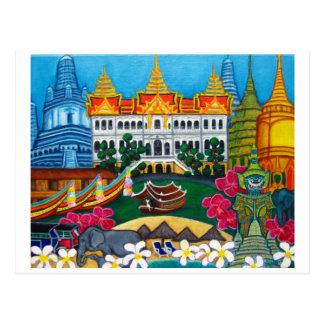 Funky Bangkok, Thailand Post Card