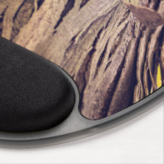 Funky bark gel mousepads