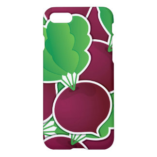 Funky beet iPhone 8/7 case