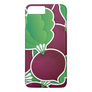Funky beet iPhone 8 plus/7 plus case
