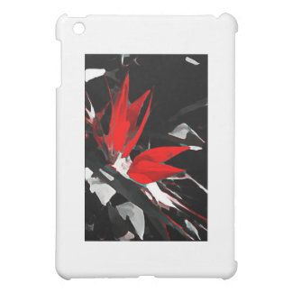 Funky Bird of Paradise Picture iPad Mini Case