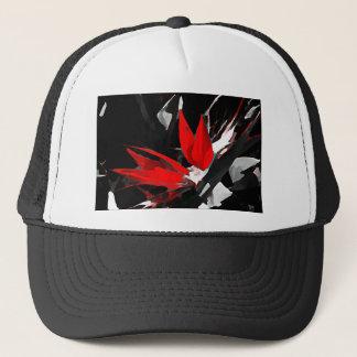 Funky Bird of Paradise Trucker Hat