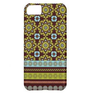 Funky Boho Chic Pattern iphone 5 Case