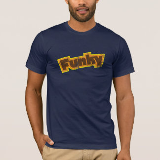Funky Brown Shirt