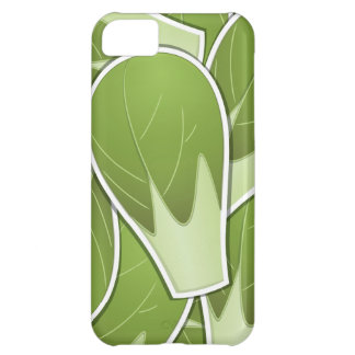 Funky brussel sprout cover for iPhone 5C