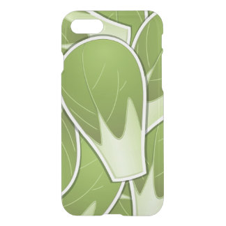 Funky brussel sprout iPhone 7 case