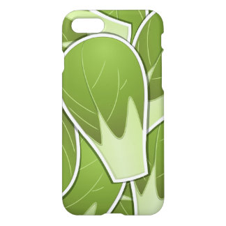 Funky brussel sprout iPhone 8/7 case