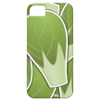 Funky brussel sprout iPhone SE/5/5s case