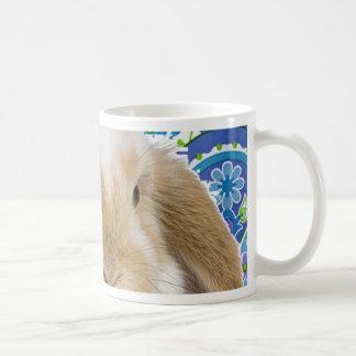 Funky Bunny Coffee Mug