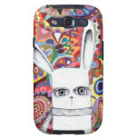 Funky Bunny Cute Galaxy S3 Cases
