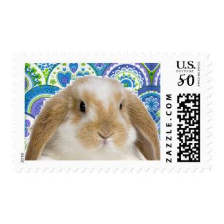 Funky Bunny Postage
