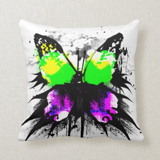 Funky Butterfly Pillow