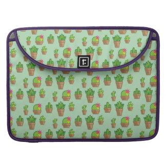 Funky Cactus MacBook Pro Sleeve