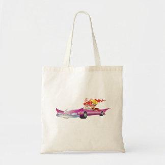 Funky car bag