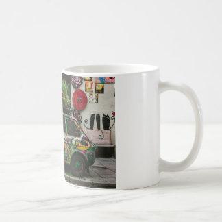 Funky Car Coffee Mug