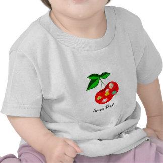 Funky Cheries Sweet Bud Infant T-shirt