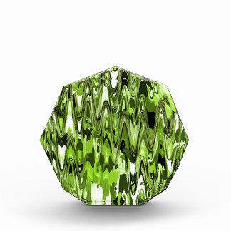 funky chevron green (C) Award