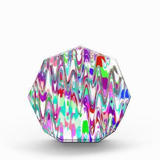 funky chevron multicolor (C) Award