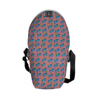 Funky Chicken Courier Bag