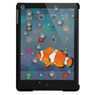 Funky Clown Fish iPad Air case