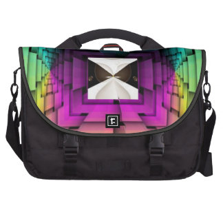 Funky Colors Illusion Laptop Bag