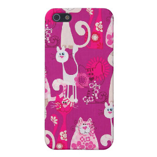 Funky Cool Cats Speck Case iPhone 4