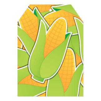 Funky corn card