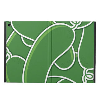 Funky cucumber case for iPad air