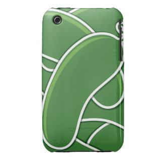 Funky cucumber Case-Mate iPhone 3 cases