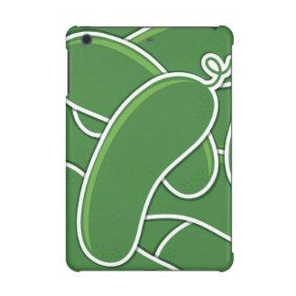 Funky cucumber iPad mini retina covers