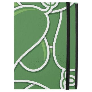 Funky cucumber iPad pro case