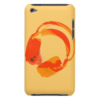 funky deejay earphone iPod touch covers