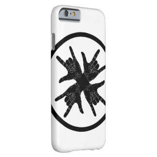 Funky design black n white case for iphone 6/6s.