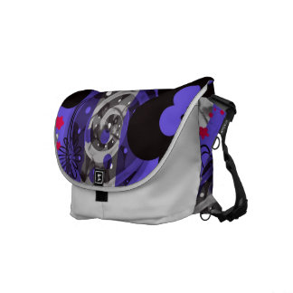 Funky design that all women and girls will love courier bags