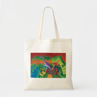 Funky Dinosaur Band Bags