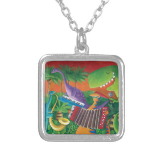Funky Dinosaur Band Jewelry