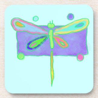 Funky Dragonfly Coaster