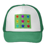 Funky Eggs Hats