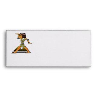 Funky Egyptian Prince Envelope