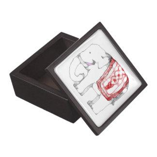 Funky Elephant Gift Box Premium Jewelry Boxes