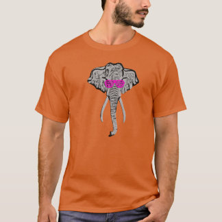 Funky Elephant - Men's T-Shirt