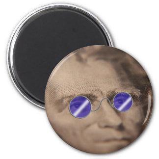 Funky Ex-president Magnet