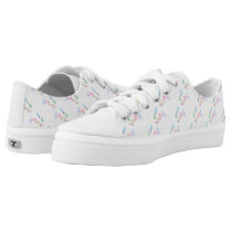 Funky Face The Music Low-Top Sneakers