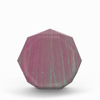Funky Filter Wood Texture Photography Acrylic Award