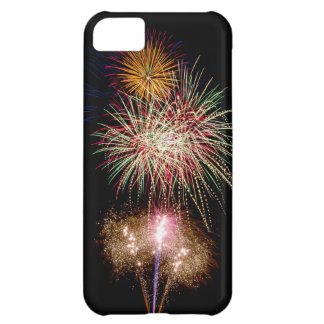 Funky Fireworks iPhone 5C Case