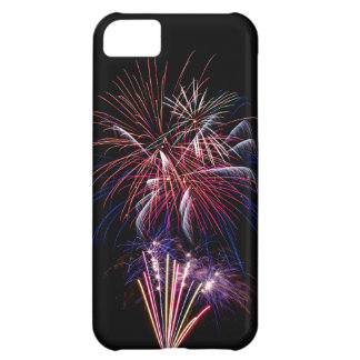 Funky Fireworks iPhone 5C Cover
