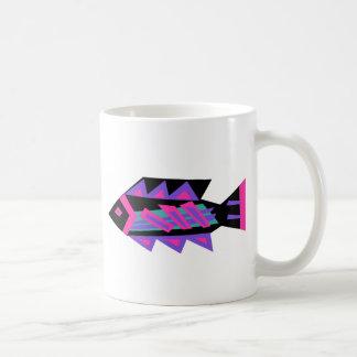 Funky Fish No1 Coffee Mug