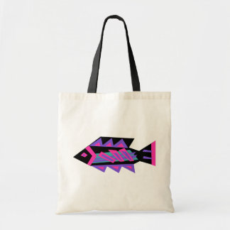 Funky Fish No1 Tote Bag