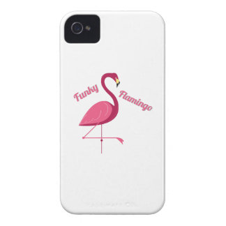 Funky Flamingo iPhone 4 Covers