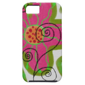 Funky Floral 3 iPhone 5 Covers